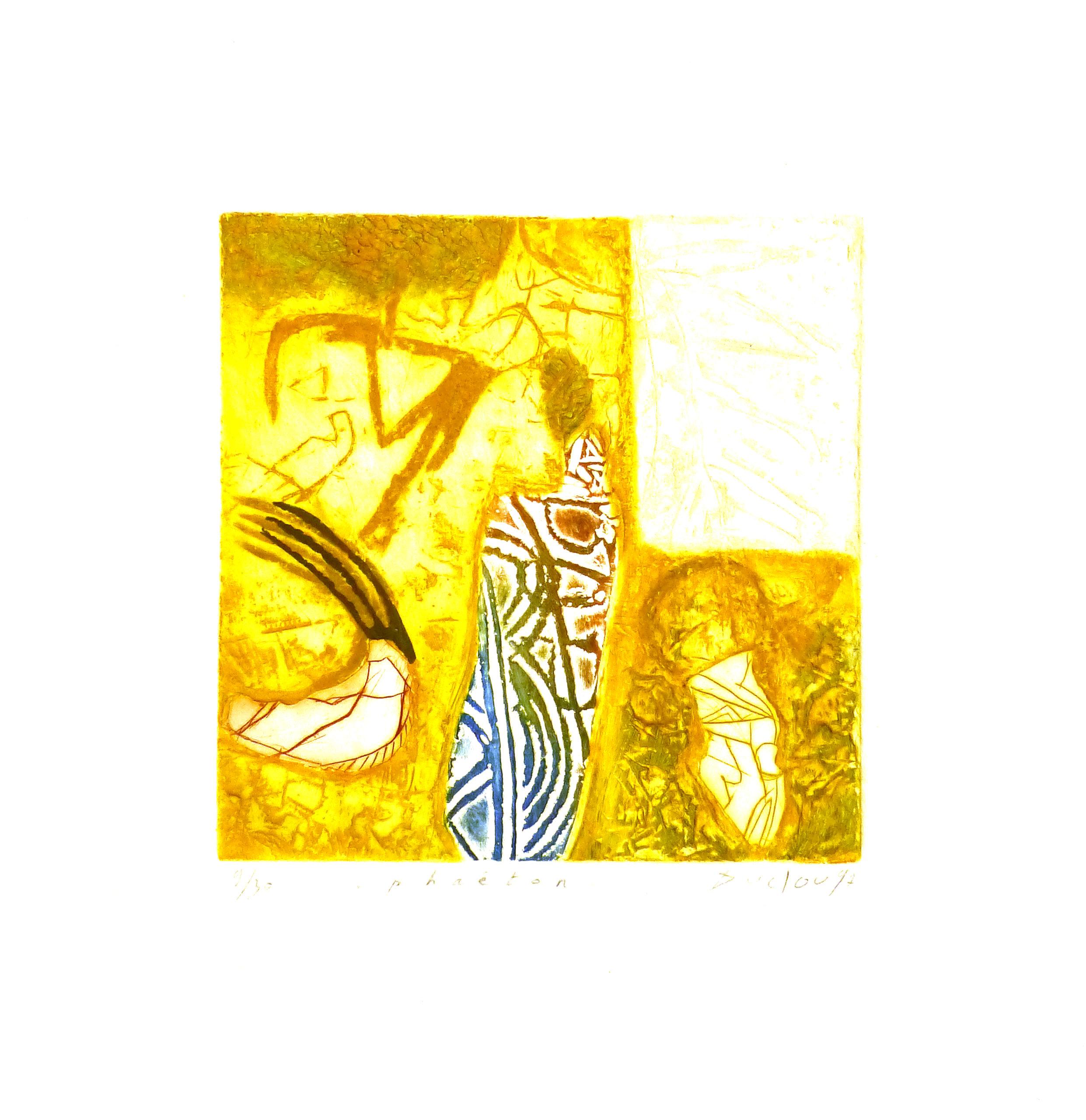 duclou-phaeton-lithographie