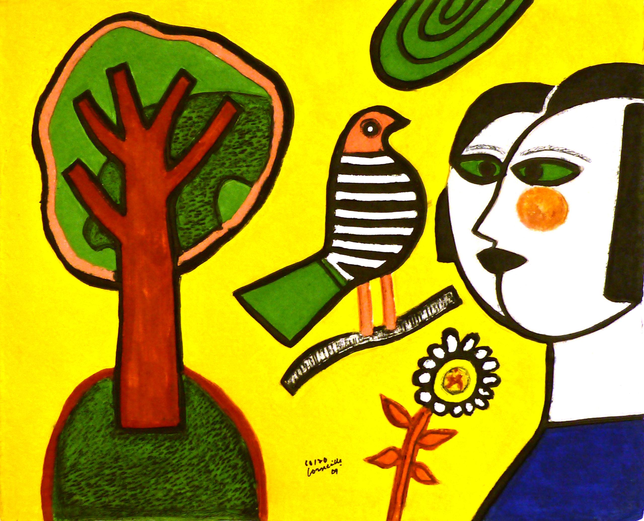 oiseau-messager-corneille-gravure